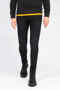 Cast Iron skinny jeans Fander zwart, Zwart