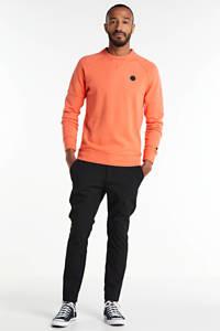 Cast Iron sweater oranje, Oranje
