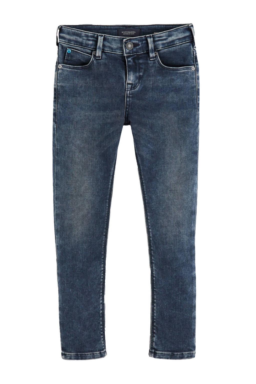 Scotch & Soda slim fit jeans dark denim, Dark denim