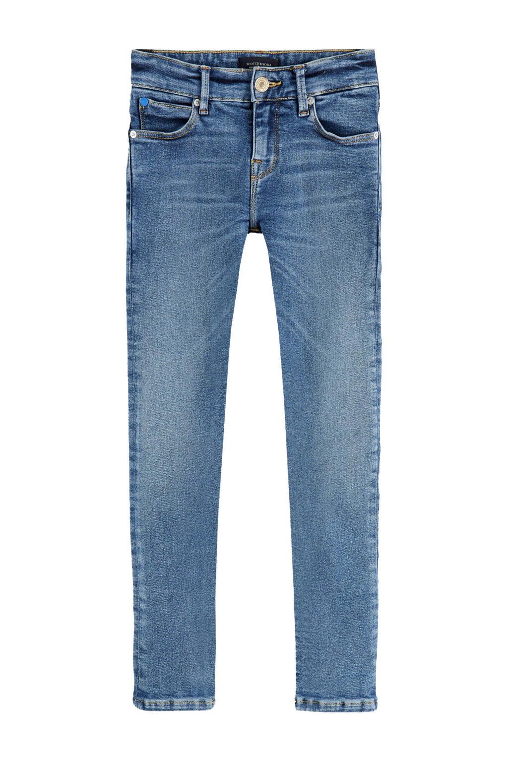 Scotch & Soda slim fit jeans stonewashed, Stonewashed