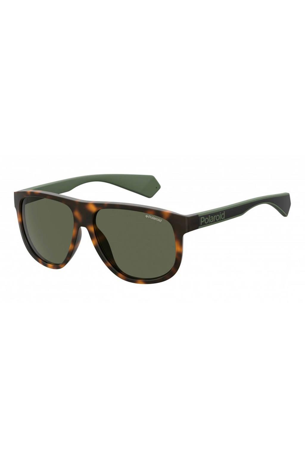 Polaroid zonnebril PLD 2080/S bruin