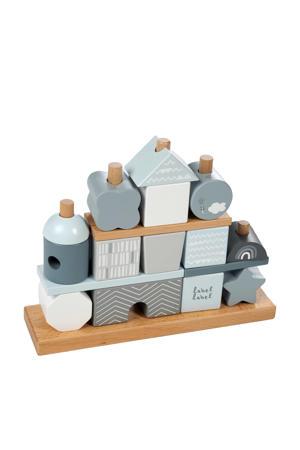 houten speelgoed stapelblokken