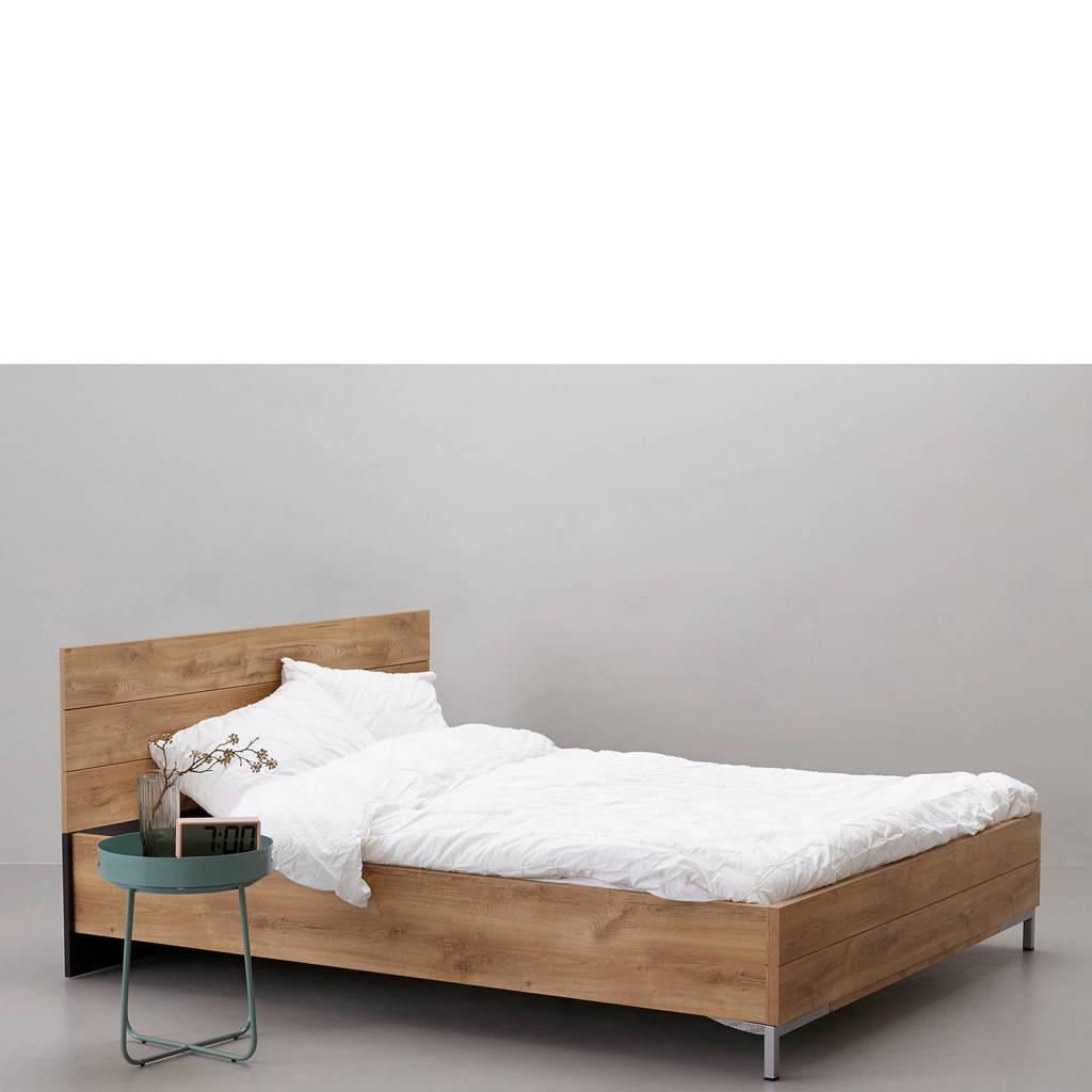 Wimex bed Londen (140x200 cm), Eiken