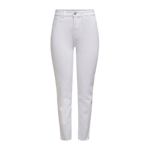 ONLY cropped high waist regular fit jeans Emily Li