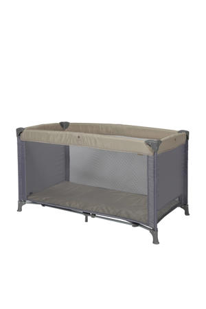 Charlie campingbed in tas blauw