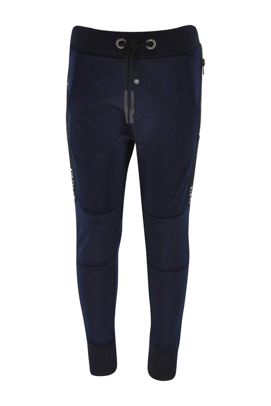 KIDDO broek Marc donkerblauw, Donkerblauw