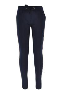 KIDDO broek Andrea met zijstreep donkerblauw, Donkerblauw