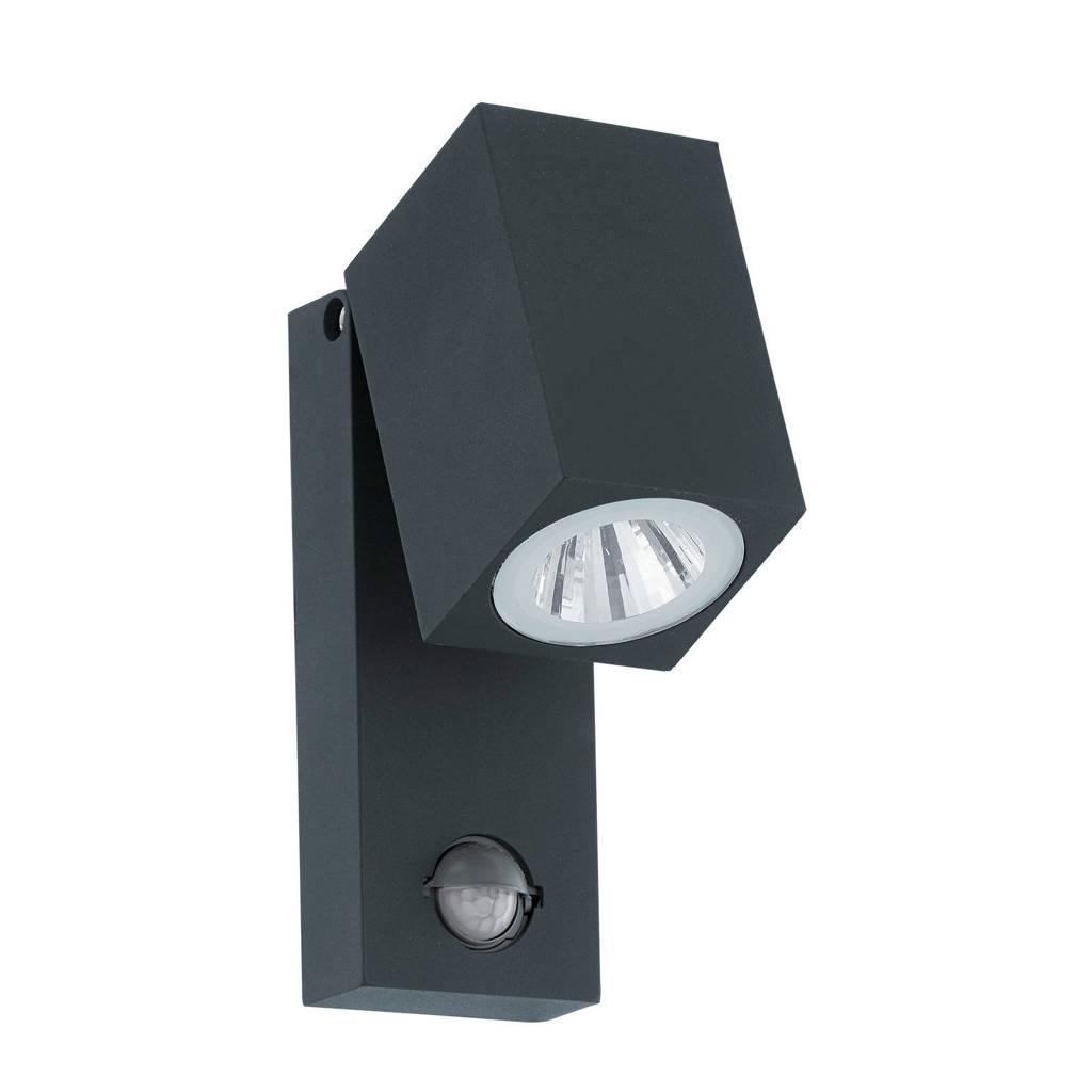 EGLO wandlamp Sakeda, Antraciet