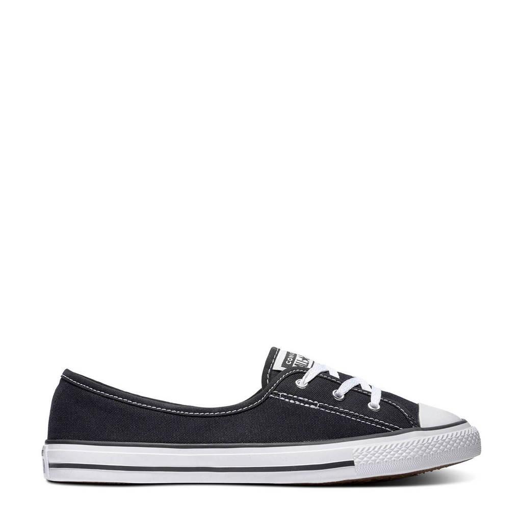 Converse Chuck Taylor All Star Easy On  instap sneakers zwart, Zwart