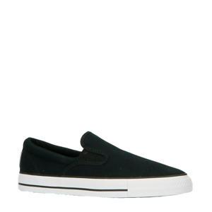 Chuck Taylor All Star Double Gore Slip sneakers zwart