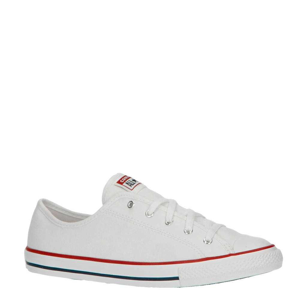 Converse Chuck Taylor All Star Dainty New Comfort Low Top sneakers wit, Wit
