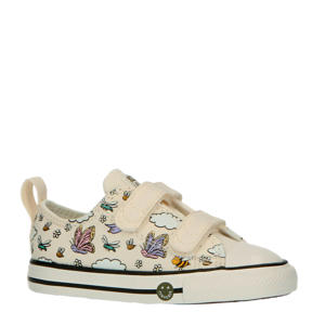 Chuck Taylor All Star 2V OX sneakers wit/lila