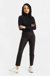 WE Fashion broek black uni, Black Uni