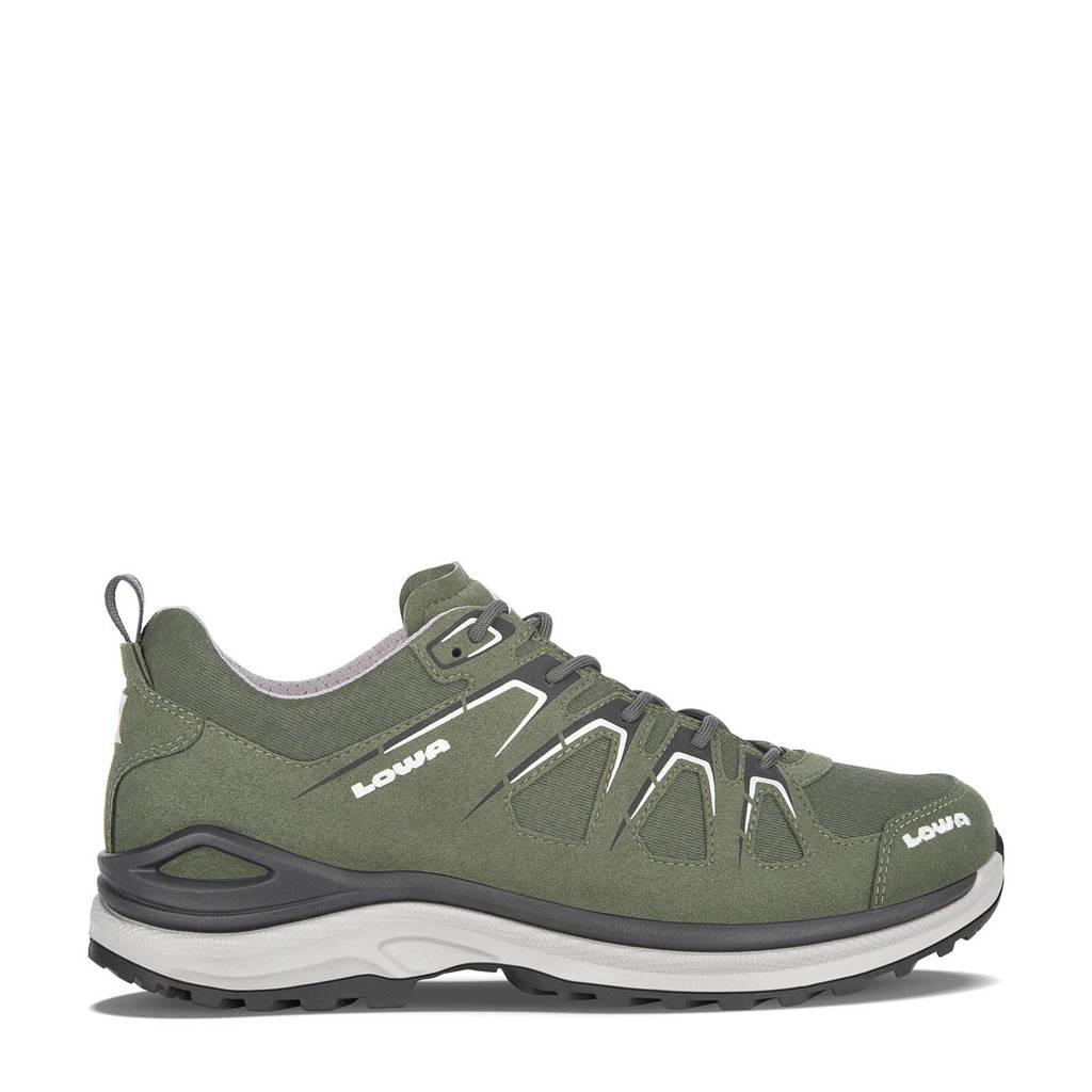 Lowa Innox Evo GTX  Lo wandelschoenen olijfgroen/zilver, Olive/Silver
