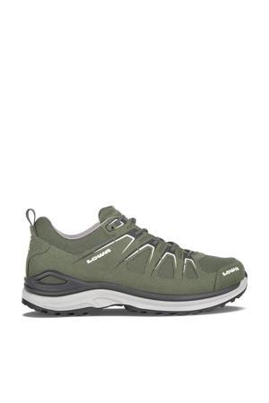 Innox Evo GTX  Lo wandelschoenen olijfgroen/zilver