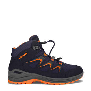 Innox EVO GTX QC wandelschoenen donkerblauw/oranje kids