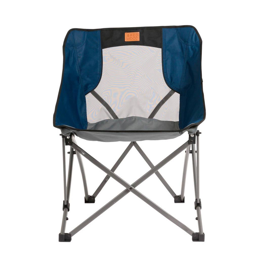 Redwood  Portola campingstoel, Blauw/grijs