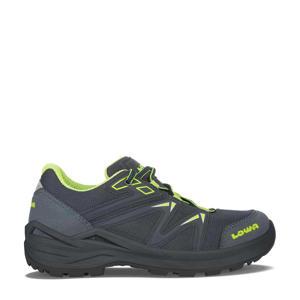 Innox Pro GTX LO Lacing wandelschoenen grijsblauw/lime kids