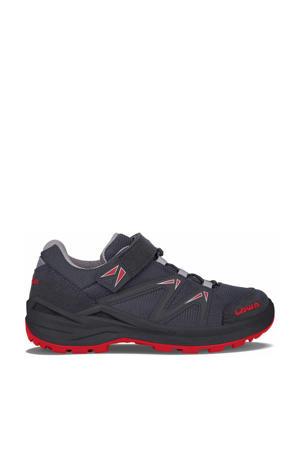 Innox Pro GTX Lo VRC wandelschoenen antraciet/rood kids