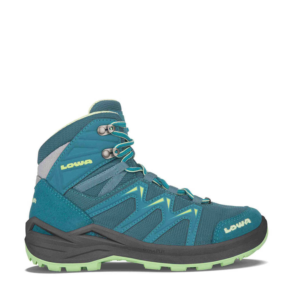 Lowa Innox Pro GTX wandelschoenen turquoise/geel kids, Turquoise/Mint