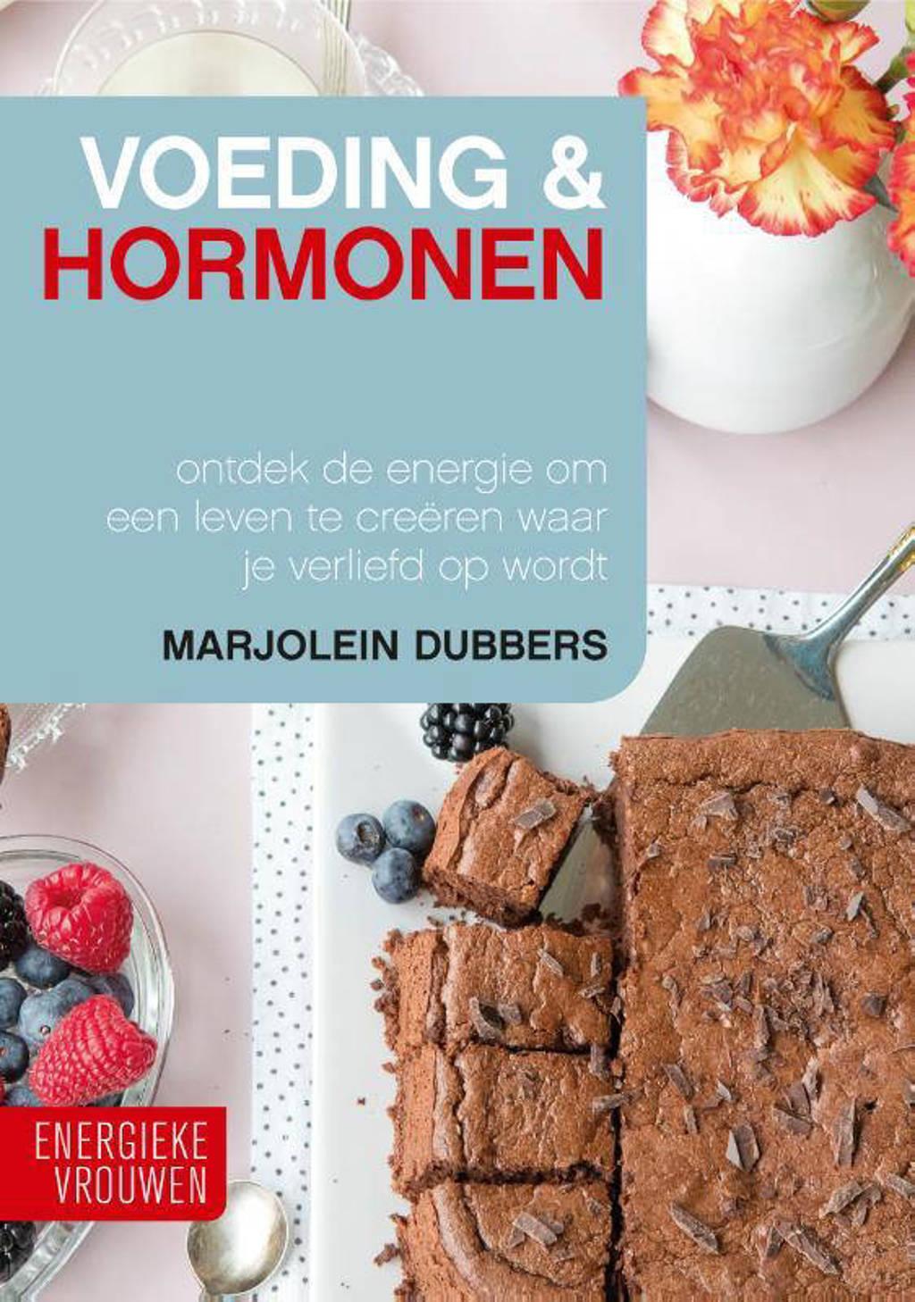 Voeding & Hormonen - Marjolein Dubbers