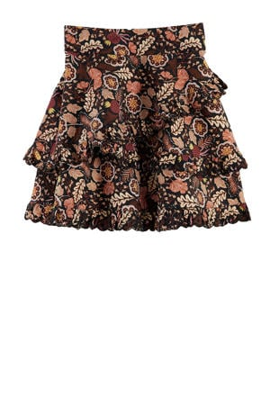 rok met all over print multicolor