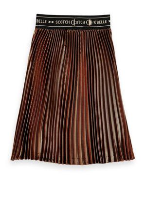rok bruin/zwart
