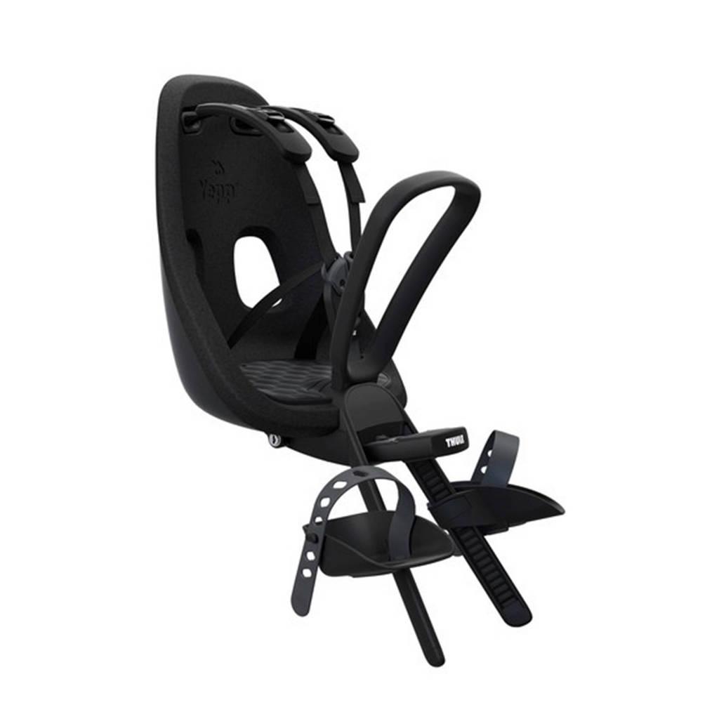 Thule Yepp  Nexxt Mini fietsstoeltje voor, Obsidian