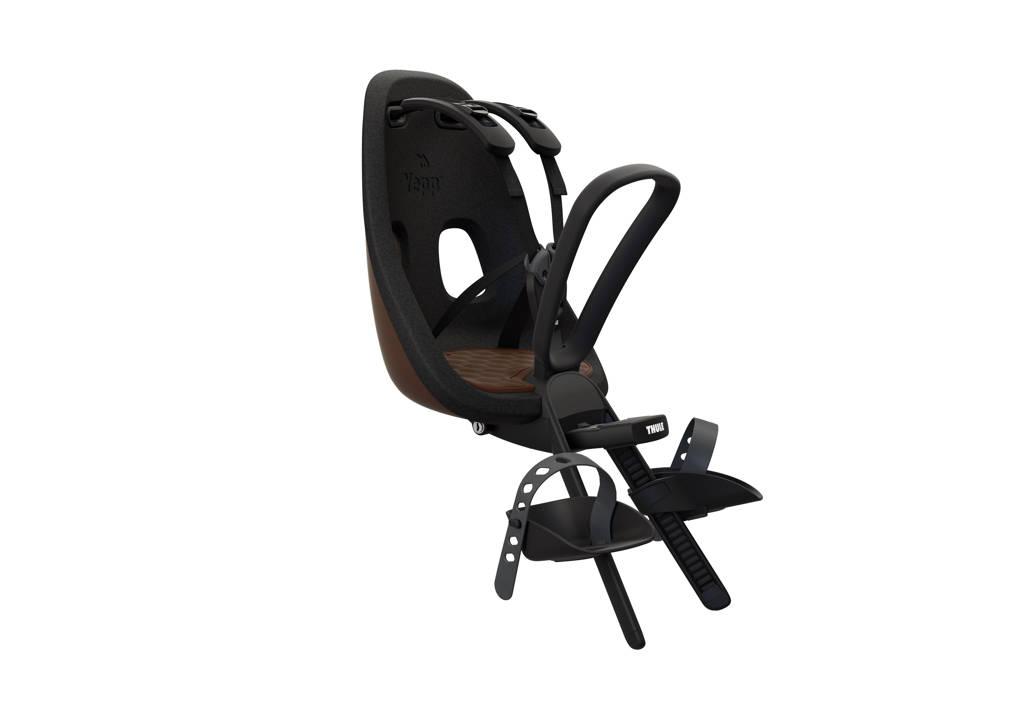 Thule Yepp  Nexxt Mini fietsstoeltje voor, bruin, Chocolate brown