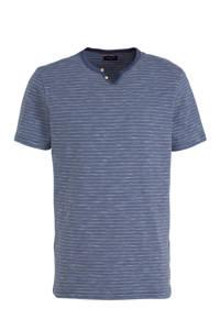 JACK & JONES PREMIUM gestreept T-shirt 100% katoen