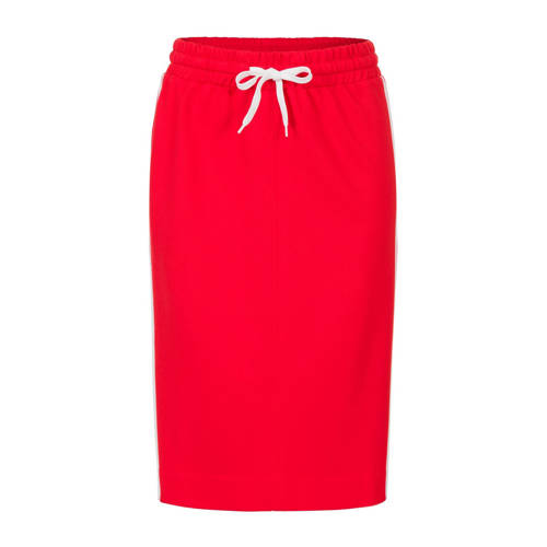 PROMISS rok met contrastbies en contrastbies rood