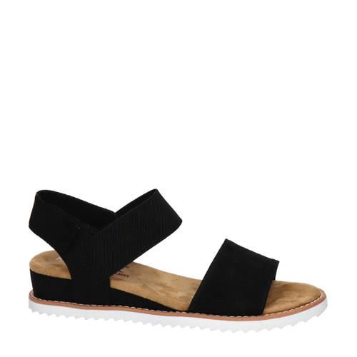 Bobs Desert Kiss sandalettes zwart