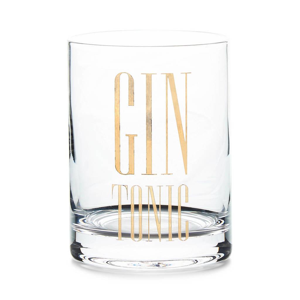 Riviera Maison cocktailglas RM 48 Gin Tonic (Ø11 cm), Transparant