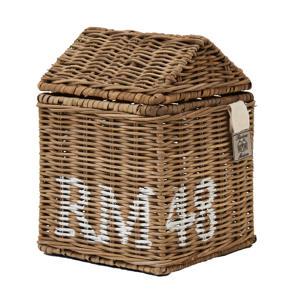 tissuebox Rustic Rattan RM 48