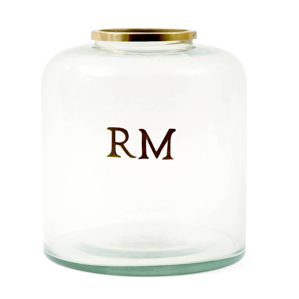 Riviera Maison windlicht Love RM Hurricane M, 29