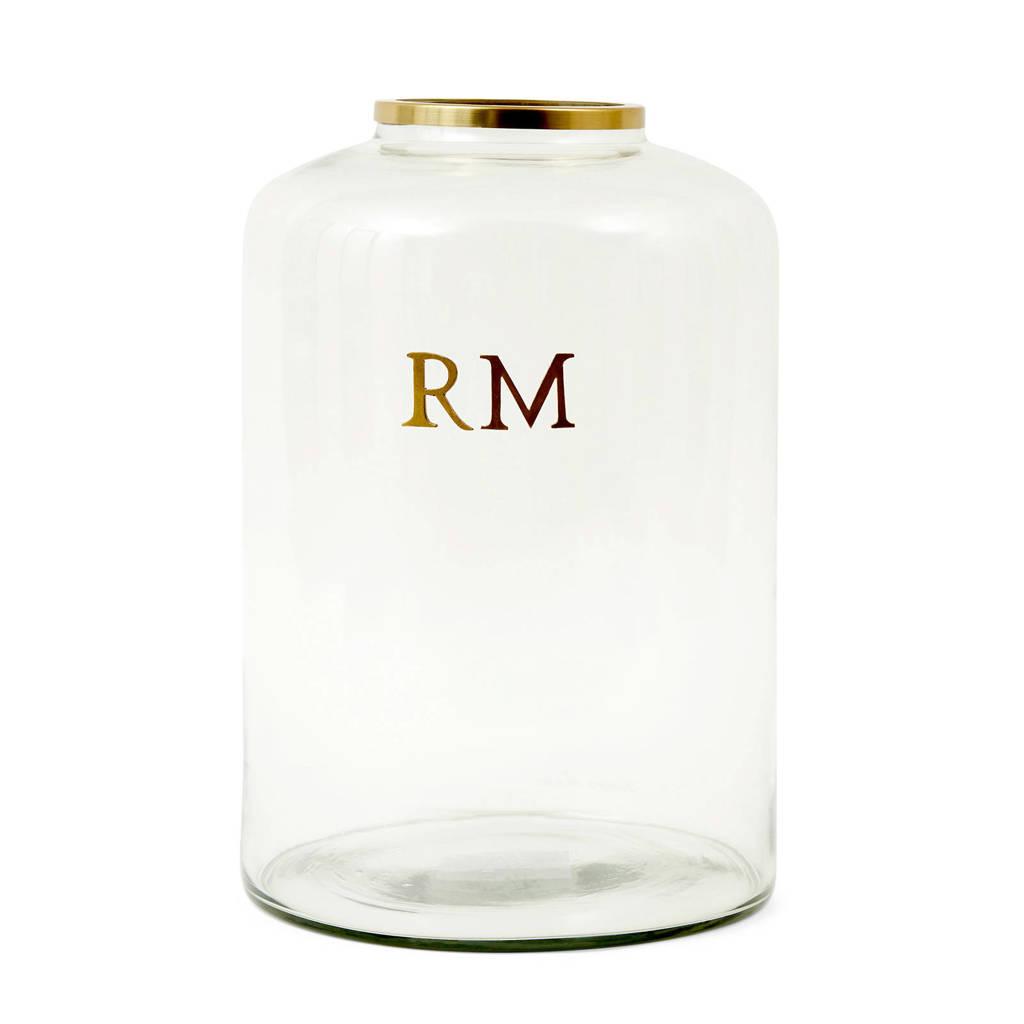Riviera Maison windlicht Love RM Hurricane L, 26