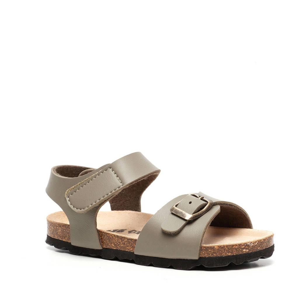 Scapino Groot   sandalen kaki, Kaki