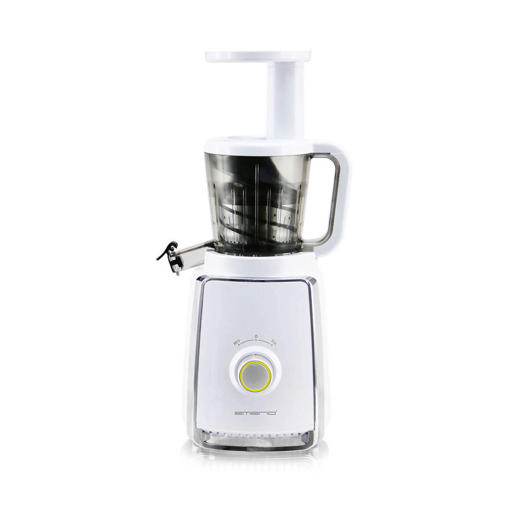 Emerio SJ-110659.1 slowjuicer, Lime,White