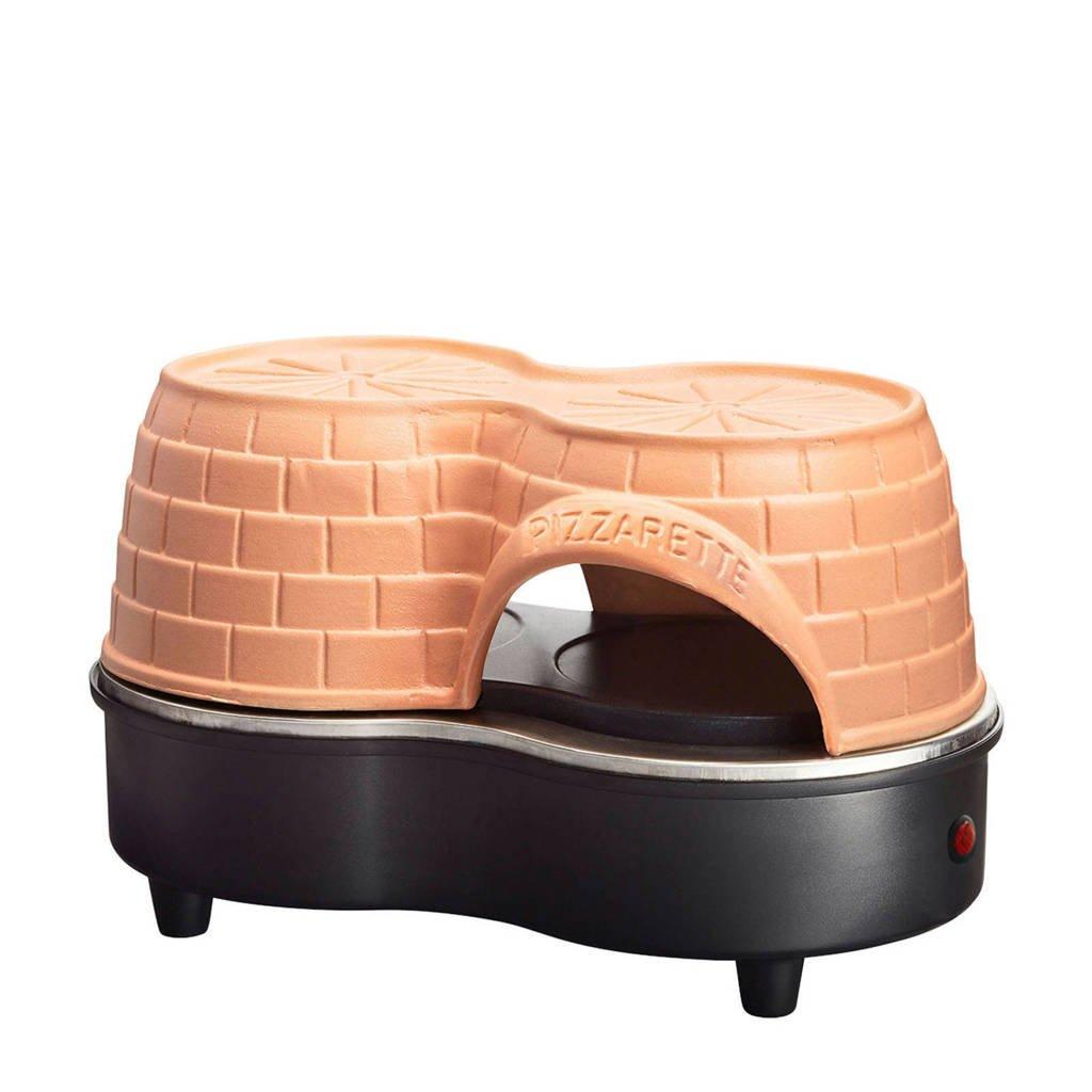 Emerio PO-122250 pizzarette, Zwart