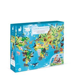 Educatieve Puzzel - Bedrijgde Diersoorten  3D puzzel 200 stukjes