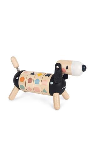Sweet Cocoon - Hond met Vormen en Kleuren
