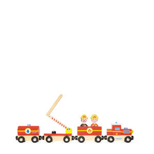 Story - Brandweer Trein