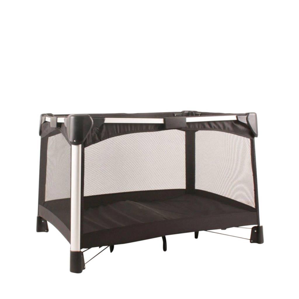 Kekk campingbed E-Z Fold, Zwart