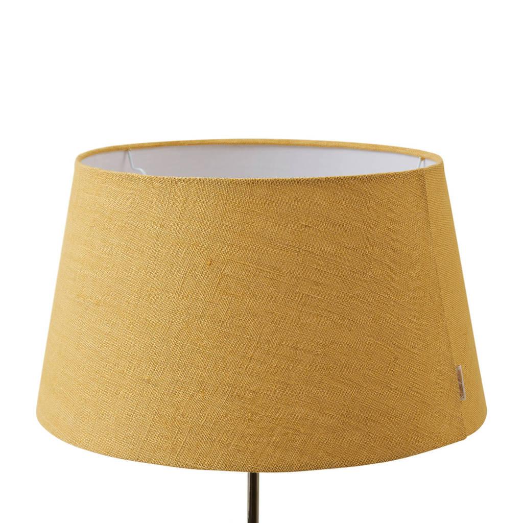 Riviera Maison lampenkap Lovable  (25x45 cm), Geel