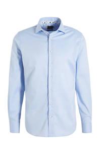 Profuomo slim fit overhemd lichtblauw, Lichtblauw