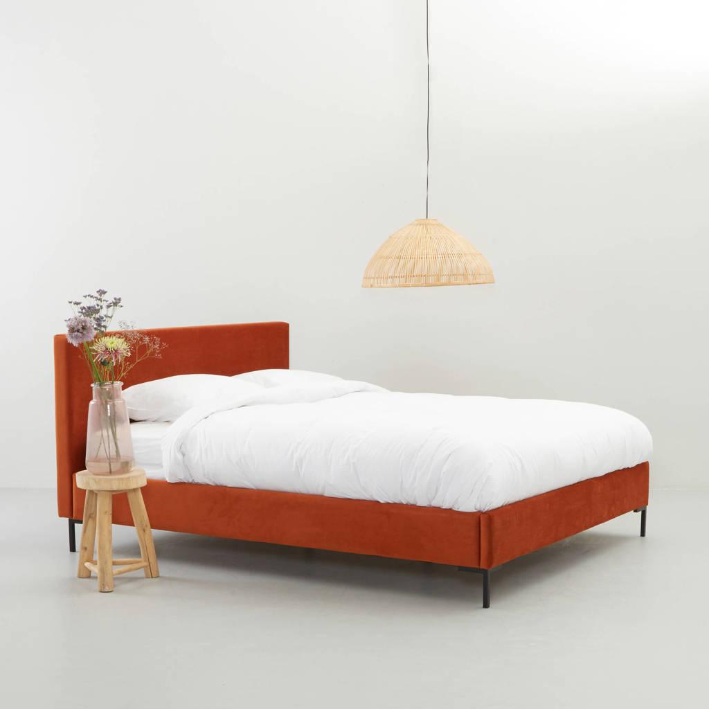 whkmp's own bed Malmö (140x200 cm), Terracota