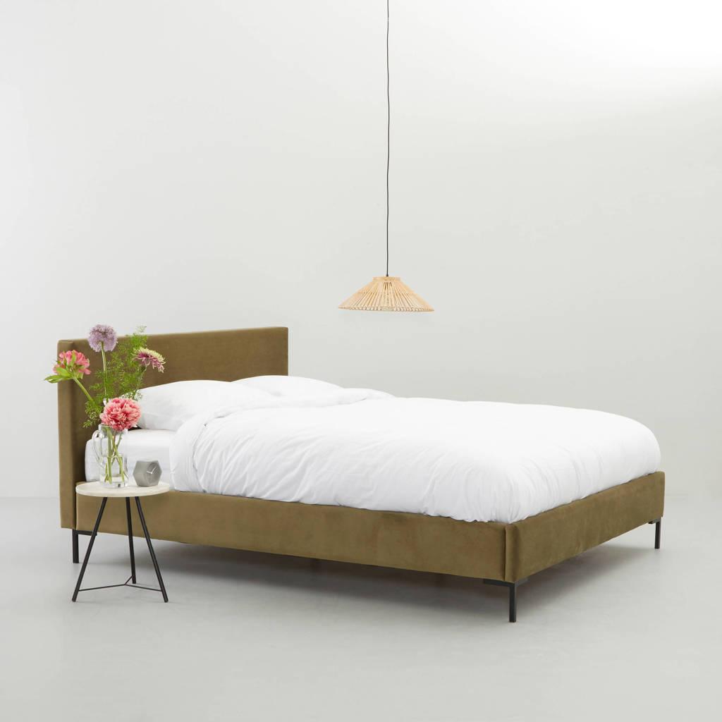 whkmp's own bed Malmö (140x200 cm), Khaki