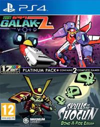 Galak-Z - Skulls of the Shogun (Platinum Collection) (PlayStation 4)