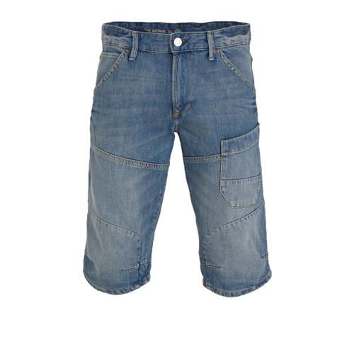 C&A The Denim regular fit jeans short blauw