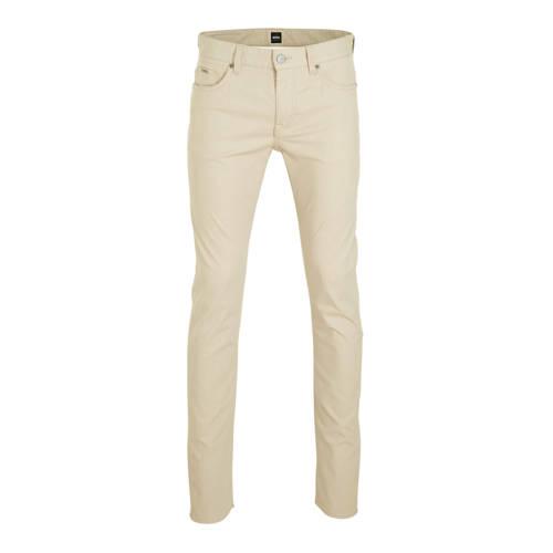 BOSS Menswear slim fit jeans beige